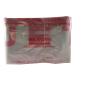 JET709563 Clear plastic bag, 5 pack