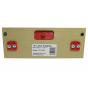"TEM121 1 x 2-1/4"" latch template"