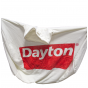 "WWG111 Nylon vacuum bag replacement, 5"" opening"