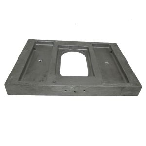 0018-001 Drill clamp plate