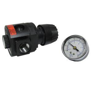 10-526 Air regulator with gauge