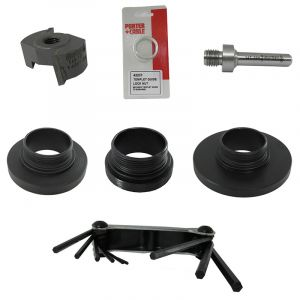 "ACCESSORY KIT-.625 5/8"" Radius hinge fixture kit"