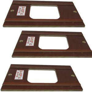 DOR33350 hinge template set