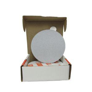 "FAN21 5"" Sanding disc silcon carbide, 220 grit. 50 per box"