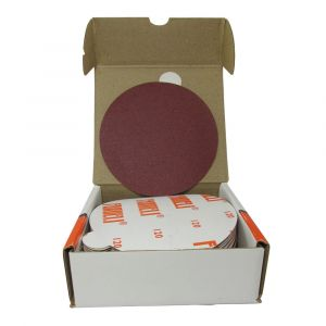 """FAN5 5"""" Heavy duty sanding disc, 120 grit. 50 per box"""