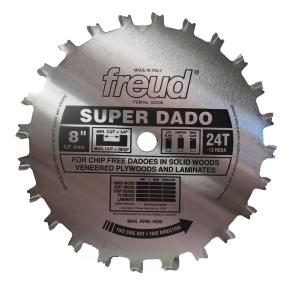 "FRE508 8"" Dado set"