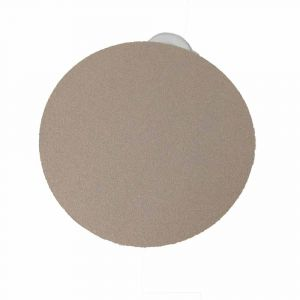 "HER2012VC 5"" Self stick backing round sand paper, 120 grit, 100 per box, VC152"