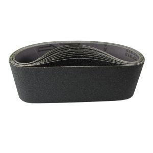 "HER32108 3"" x 21"" Sanding belt, 80 grit, 10 belts per box"