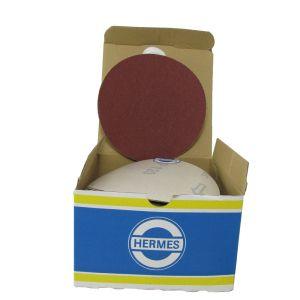"HER5110BW 5"" Sanding disc, 120 grit, 100 per box"