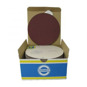 "HER51152BW 5"" Sanding disc, 150 grit, 100 per box"