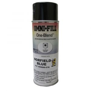 MFG2500 Norfield blue paint, 10oz can