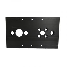 PRO50 Lock/latch schlage lock mortise template