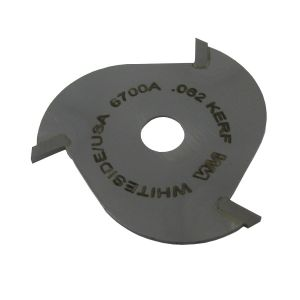 """WHI6700A Slotting cutter, 1/16"""" kerf"""
