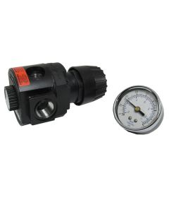 10-526 Air regulator with gauge