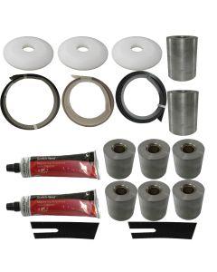 26-0002-01 Magnum Steel Roller & Wearstrip Kit