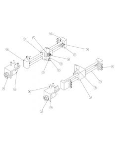 26-1121-00 - 1120 & 1130 Trim Positioning Assembly Upgrade Kit