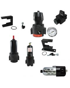 26-3807-00: 3800 Filter, Regulator, Lubricator with Lock out valve