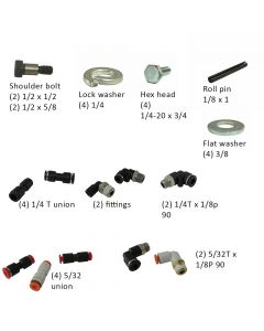 29-0003 1020 Bolt & Fitting Kit