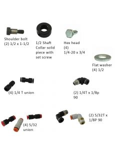 29-0004 1120 Bolt & Fitting Kit