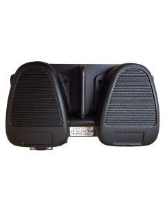 632S-TWIN Twin Foot Switch