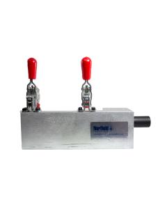 7708-702 Extension flushbolt fixture