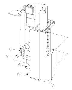 26-4901-01 - 4900 Cutter Guard Retrofit Kit