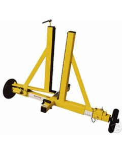 DEN13 Door stand with wheels