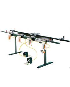 DOR3300 Jamb, hinge & strike fixture