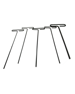 EKL33198 Loop grip hex key t-handle set
