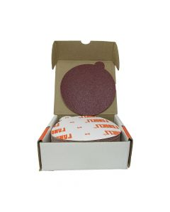 "FAN7 5"" Heavy duty sanding disc, 80 grit, 50 per box"