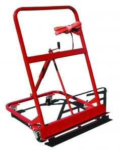 HAR50 Door installation cart
