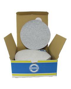 "HER14022SF 5"" Self stick backing round sand paper, 220 grit, 100 per box SF168SF"