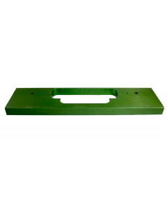 MAJ41SP6 Router template F/ASA strike plate