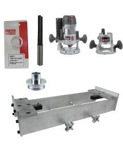 TNS211 Door edge prep fixture kit