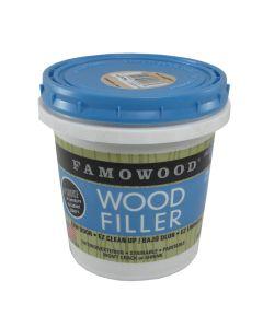 VEL103 Natural wood filler, pint