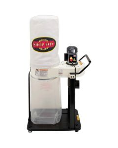 WOO1727 1 HP 800 CFM Dust Collector