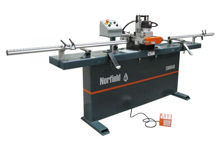 2300 Automatic Strike Router